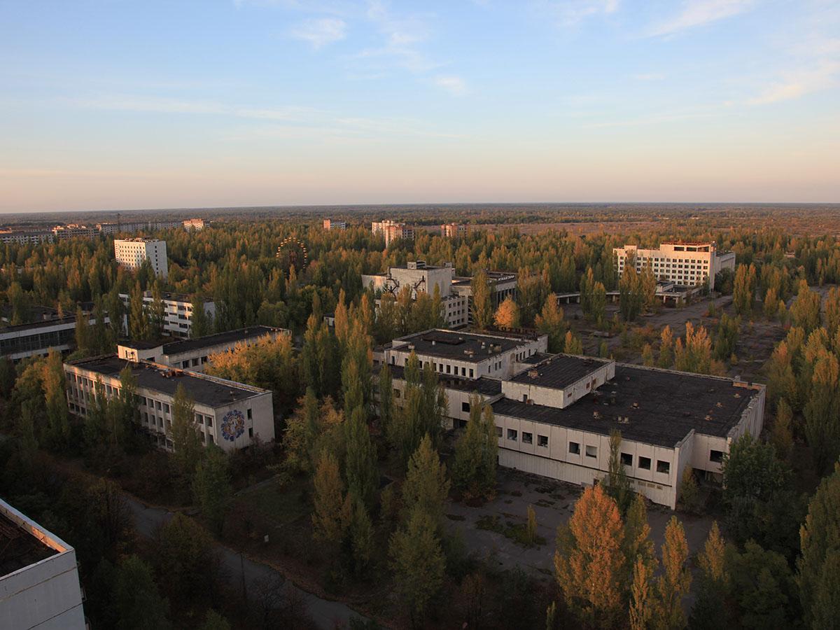 Reaktorkatastrophe Tschernobyl