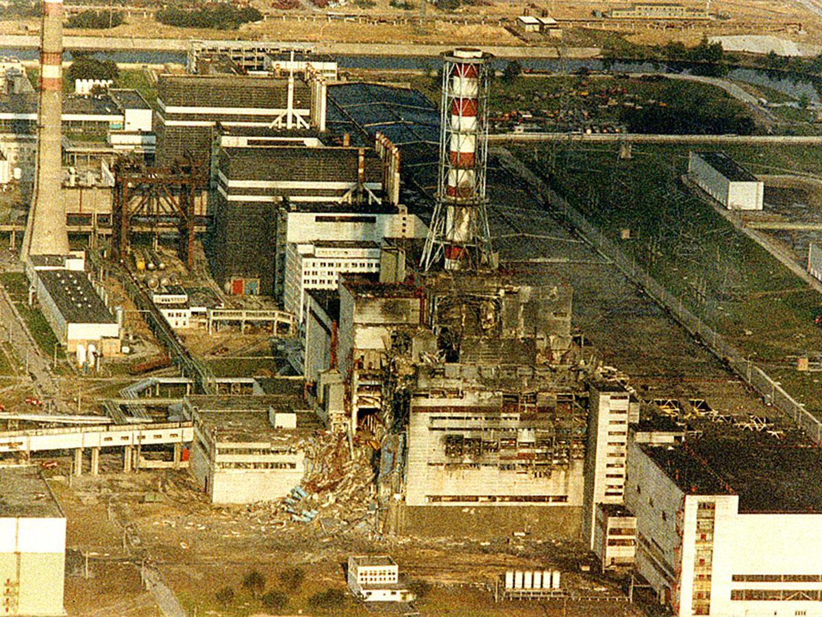 Die Schlacht von Tschernobyl - Filme online - Planet