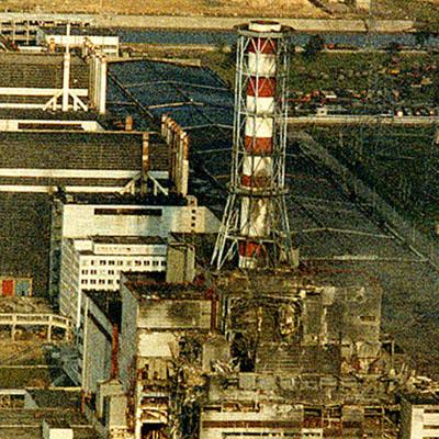 Waren die Bergleute, die nach dem Unfall in Tschernobyl
